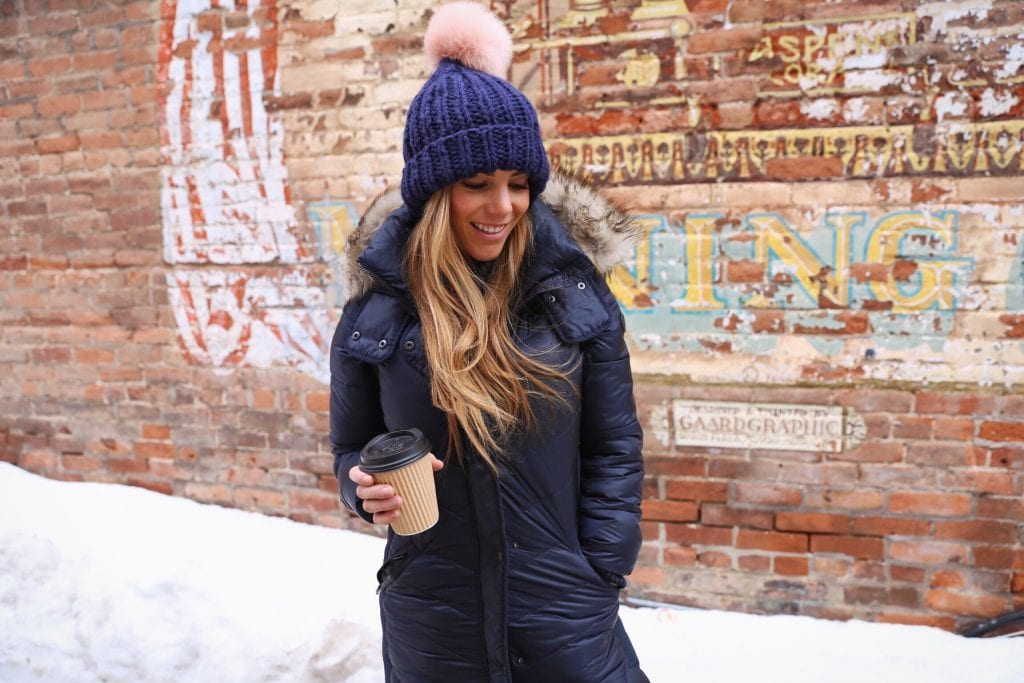Victoria's Coffee in Aspen