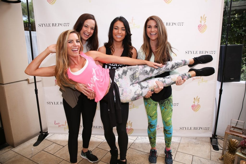 My besties at the LSF Launch