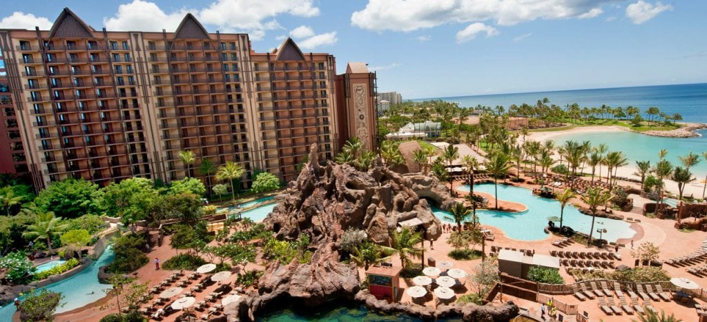 disney resort, aulani hawaii