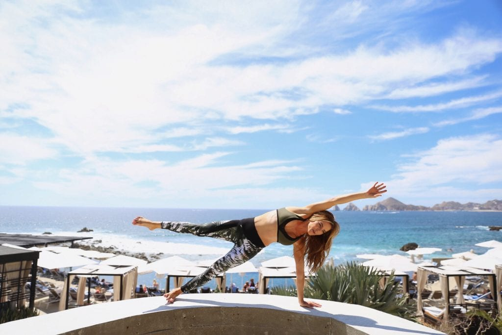 workout and stay fit in cabo, bun on the run travel to cabo, fitness with a view
