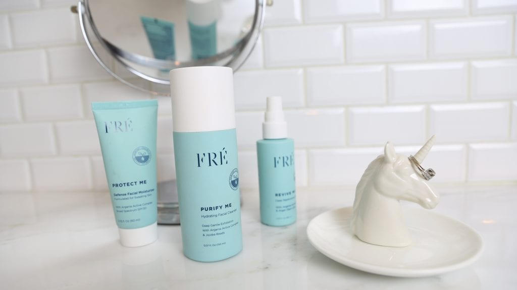 3 Step Spring  Routine w/ FRÉ, best skincare routine